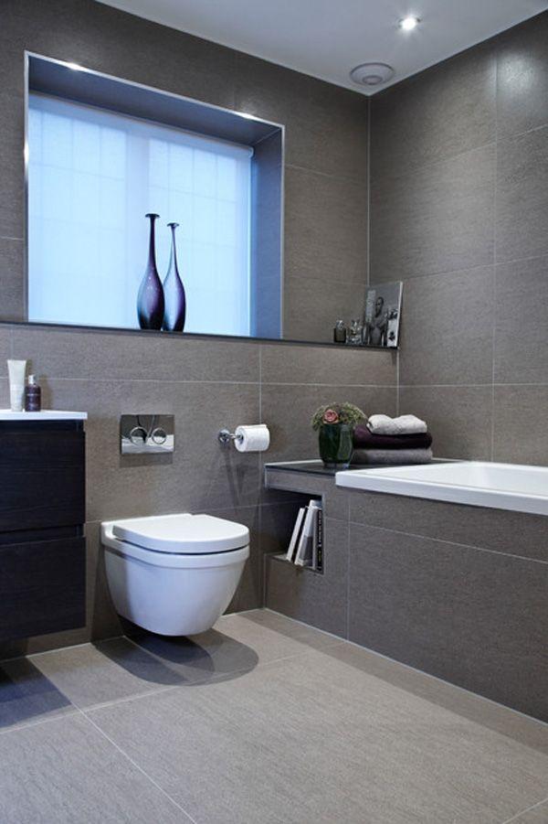 65+ Bathroom Tile Ideas Tile ideas, Bathroom tiling and Tile - badezimmer design massiv blox