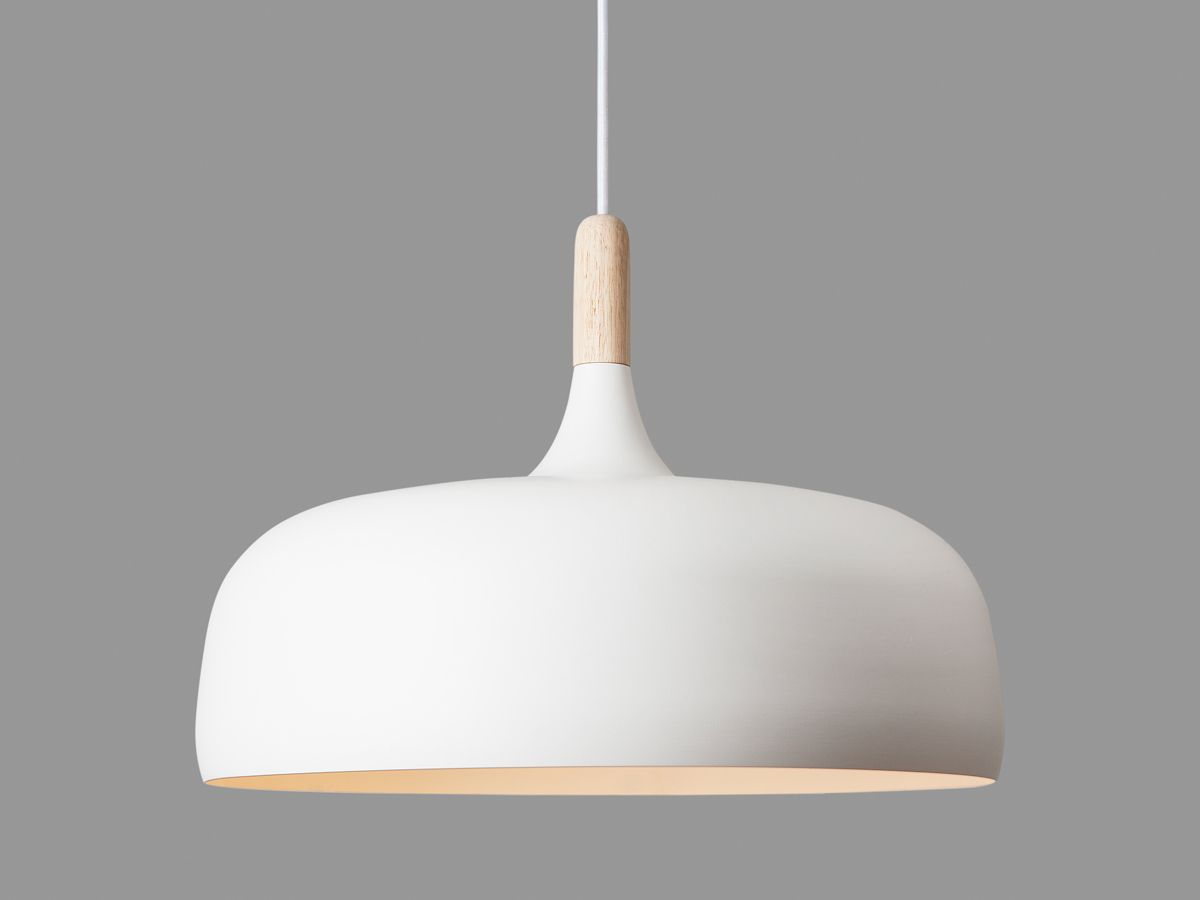 Pendant Lamps Northern Lighting Acorn Pendant Light White Pendant