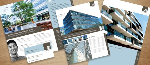 10 Architecture Brochures Collections Arkitekt Pinterest Ad - architecture brochure template