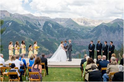 Telluride Colorado Wedding | Mountain Wedding | Colorado ...