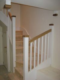 Double winder stair 2 | Stairs | Pinterest | Staircases ...