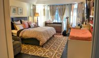 Life & home at 2102: Master Bedroom with Nursery REVEAL ...