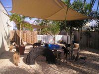 backyard play ideas for dogs - Google Search | Dog Run ...