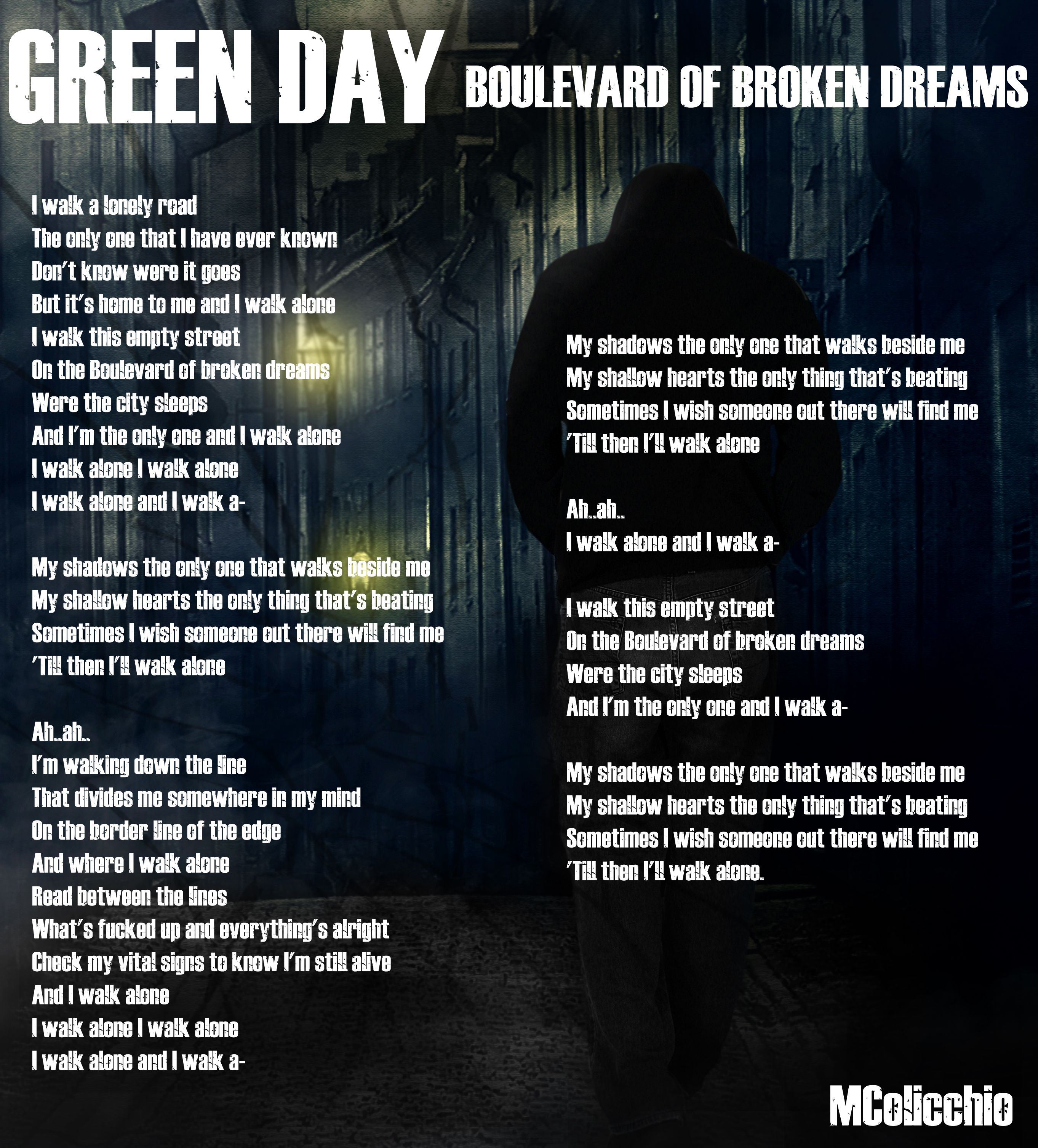 Fall Out Boy Album Wallpaper Boulevard Of Broken Dreams Heartstrings Pinterest