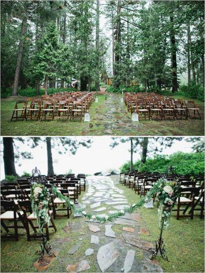 Lake Tahoe Rainy Day Wedding | Lake tahoe weddings, Lake ...