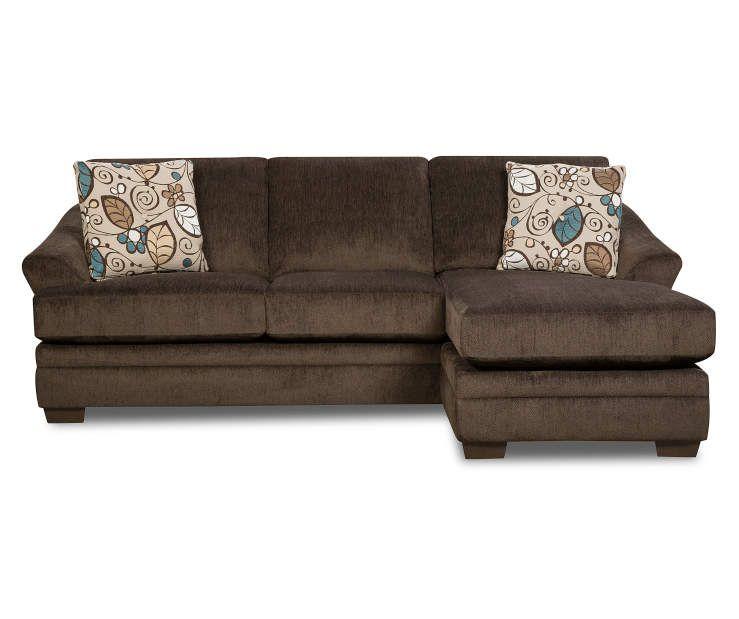 I found a Simmons Big Top Living Room Sectional at Big Lots for - big lots living room furniture