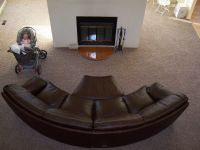 Half Circle Sectional Sofa Price | Round Couch ...