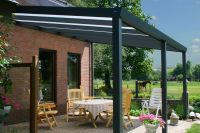 Modern Veranda Porch Bungalow