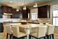 kitchen island with seating for 6 Photos ...
