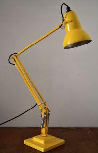 Yellow Herbert Terry Anglepoise Lamp | Lamps. | Pinterest ...