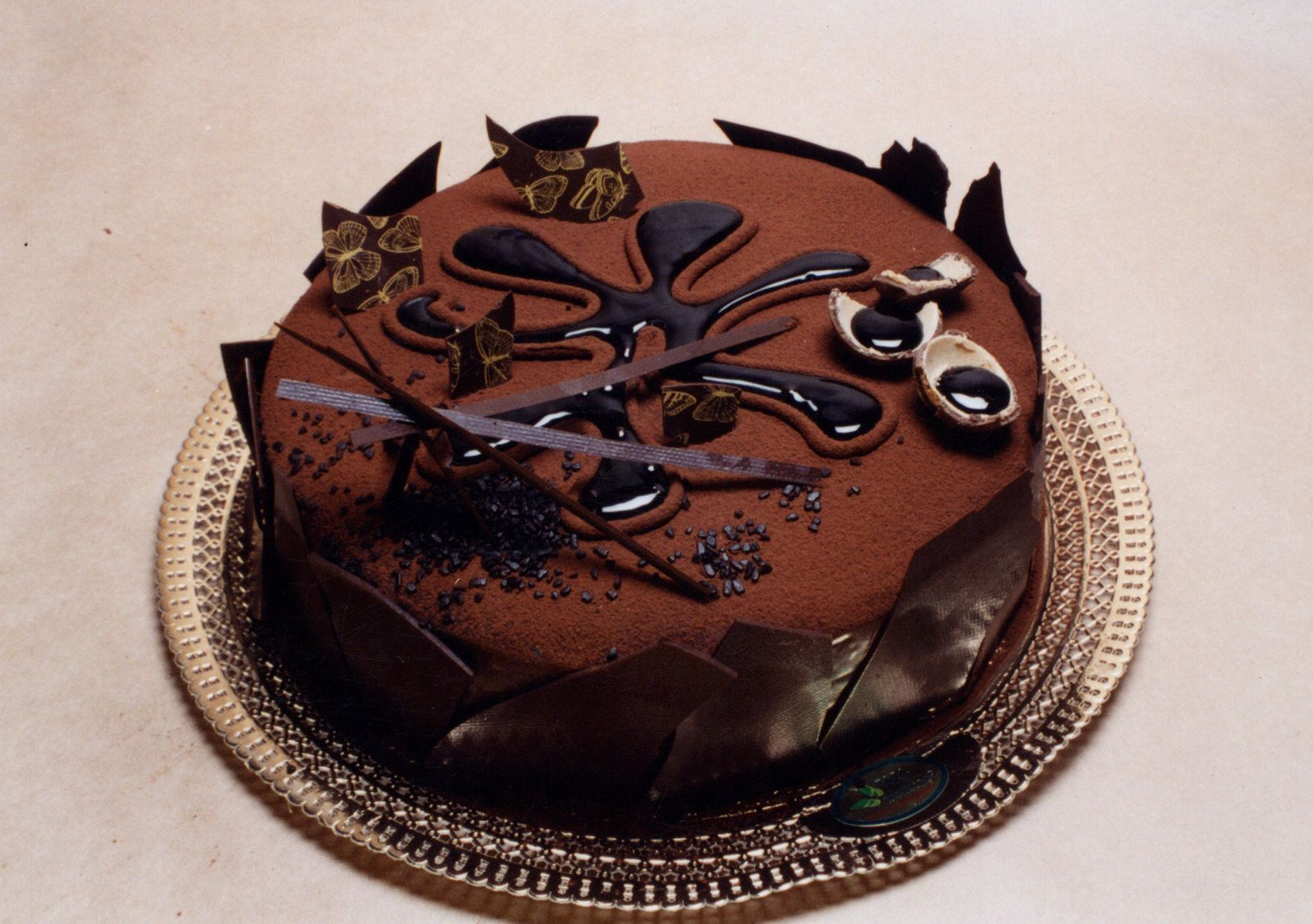 Décoration De Gateau Au Chocolat Dcoration De Gateau Au Chocolat Stunning Dcoration De