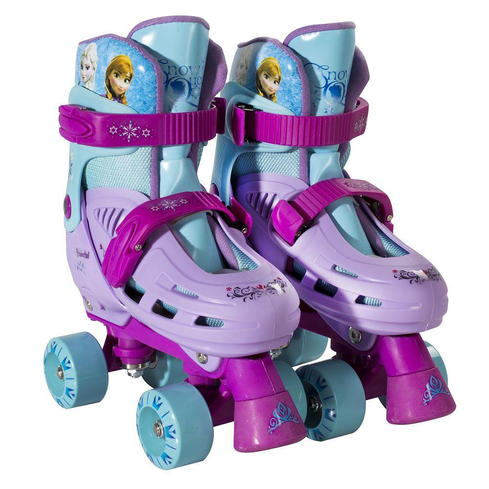 Playwheels disney frozen adjustable quad skates