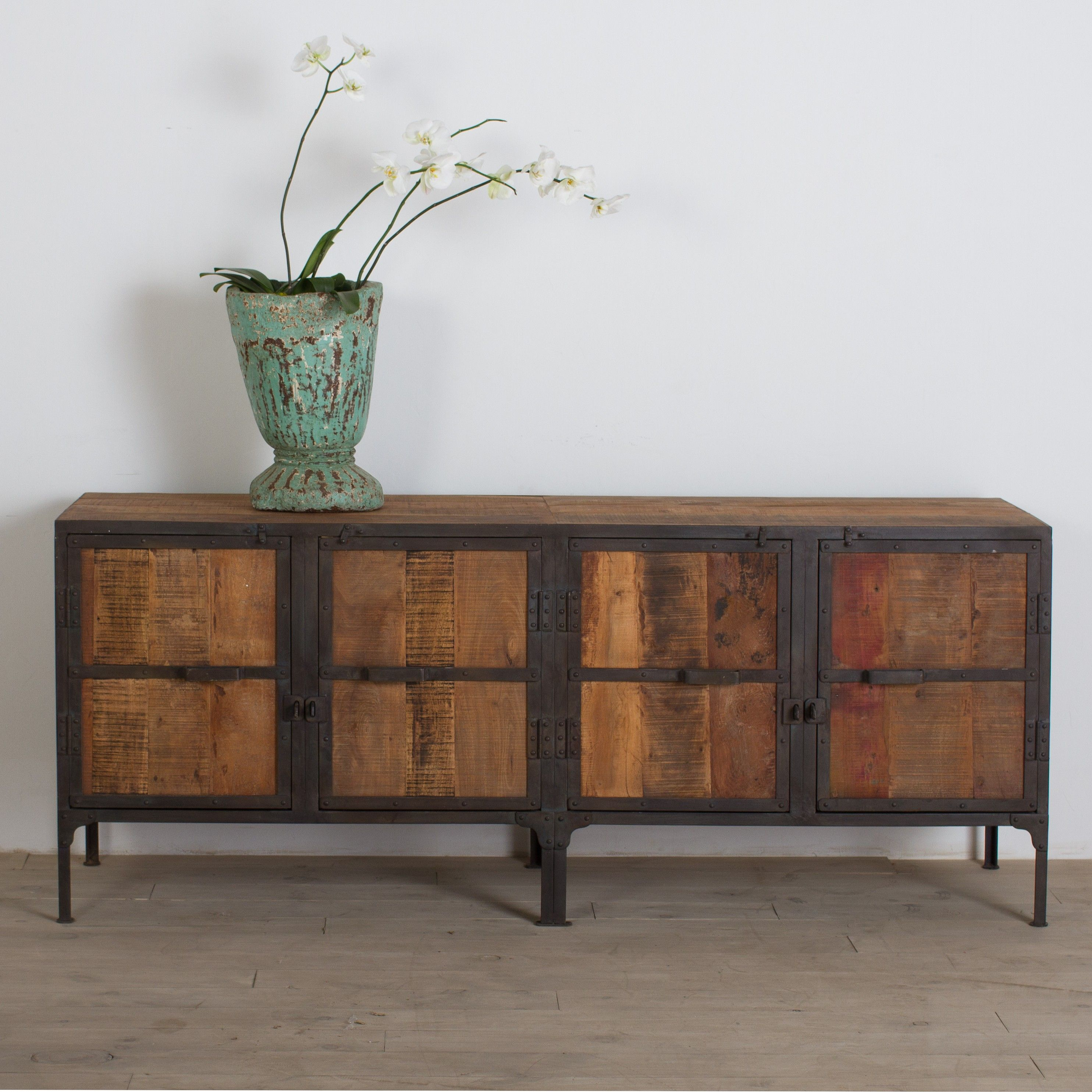 Explore reclaimed wood furniture and more
