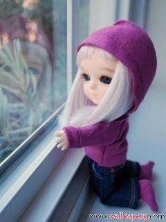 Muslim Girl Wallpaper Free View Full Size More Download Cute Sad Doll Girls