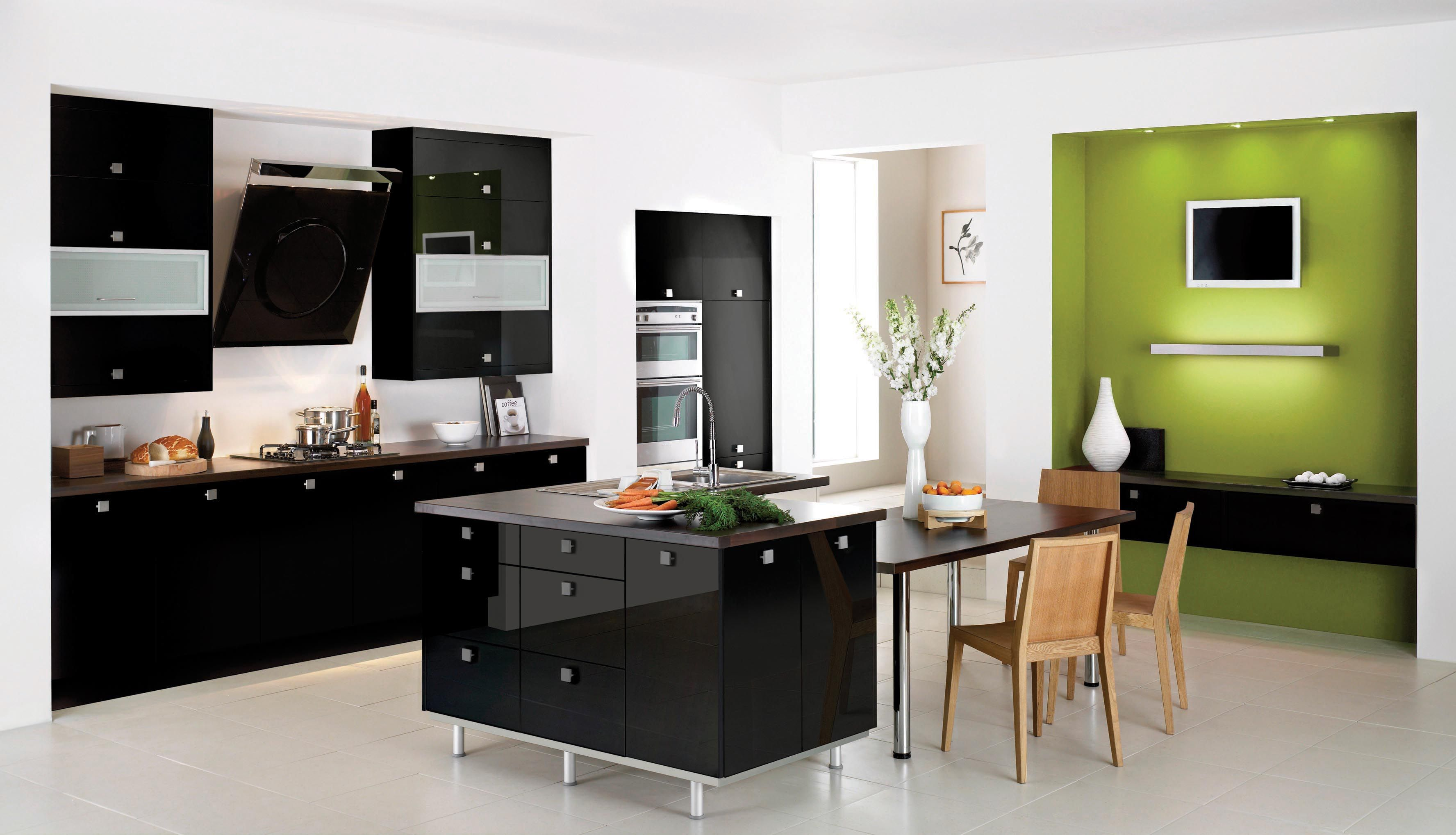 contemporary kitchen chairs Contemporary Kitchen Design Pictures Photos