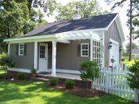 Custom built garden shed/ workshop/ freestanding garage ...