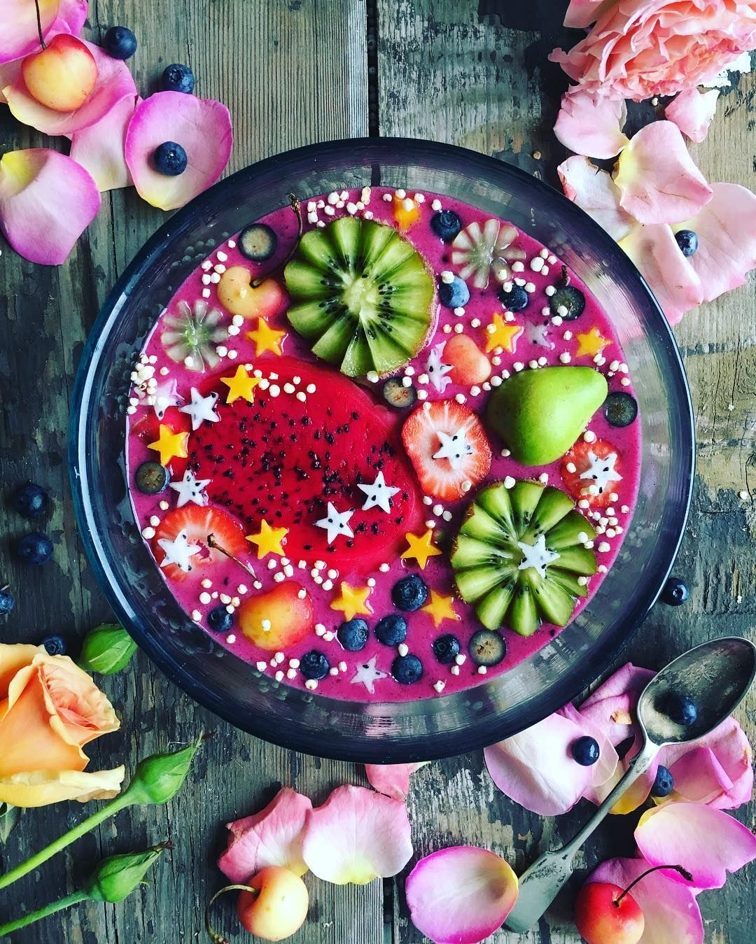 Beautiful Fruit Bowls 5 050 Likes 60 Comments Ami Vegan Sydney The