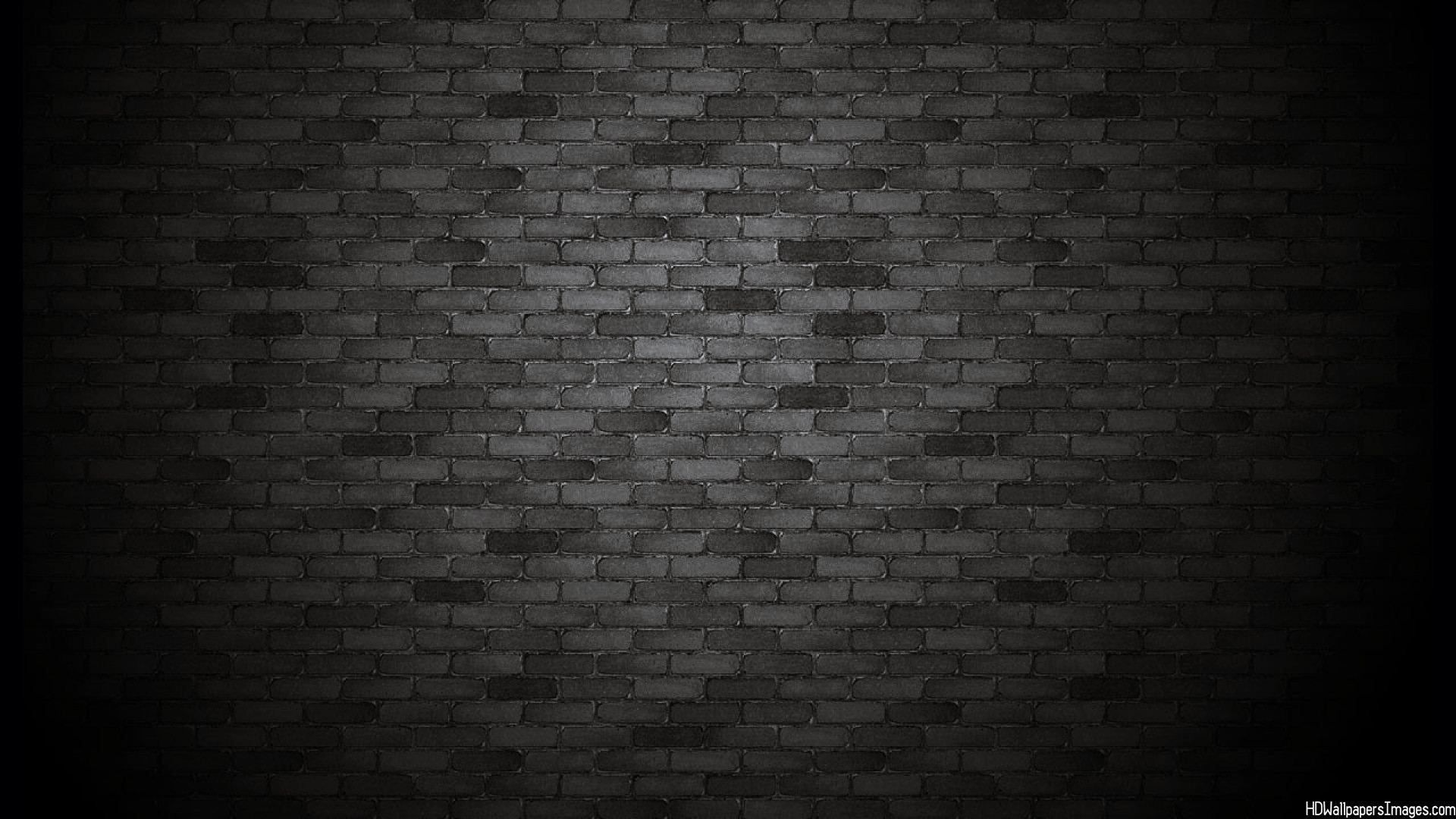 Black Brick Wall Bricks Texture Black Background Images Jpg 19201080