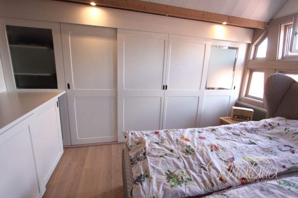 Einbauschränke - Möbel Schreiner Darmstadt Back extension - einbauschrank bei dachschrage mobel ideen bilder