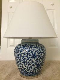 RALPH LAUREN HOME Mandarin Blue Floral Ginger Jar ...