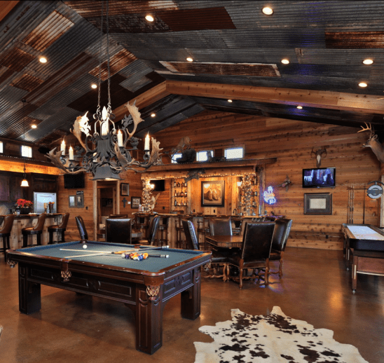 Partykeller Einrichtungsideen 10 Awesome Man Cave Ideas - Check Out These 10 Awesome Man