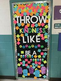 Throw Kindness Like Confetti Be a Bucket Filler Door ...