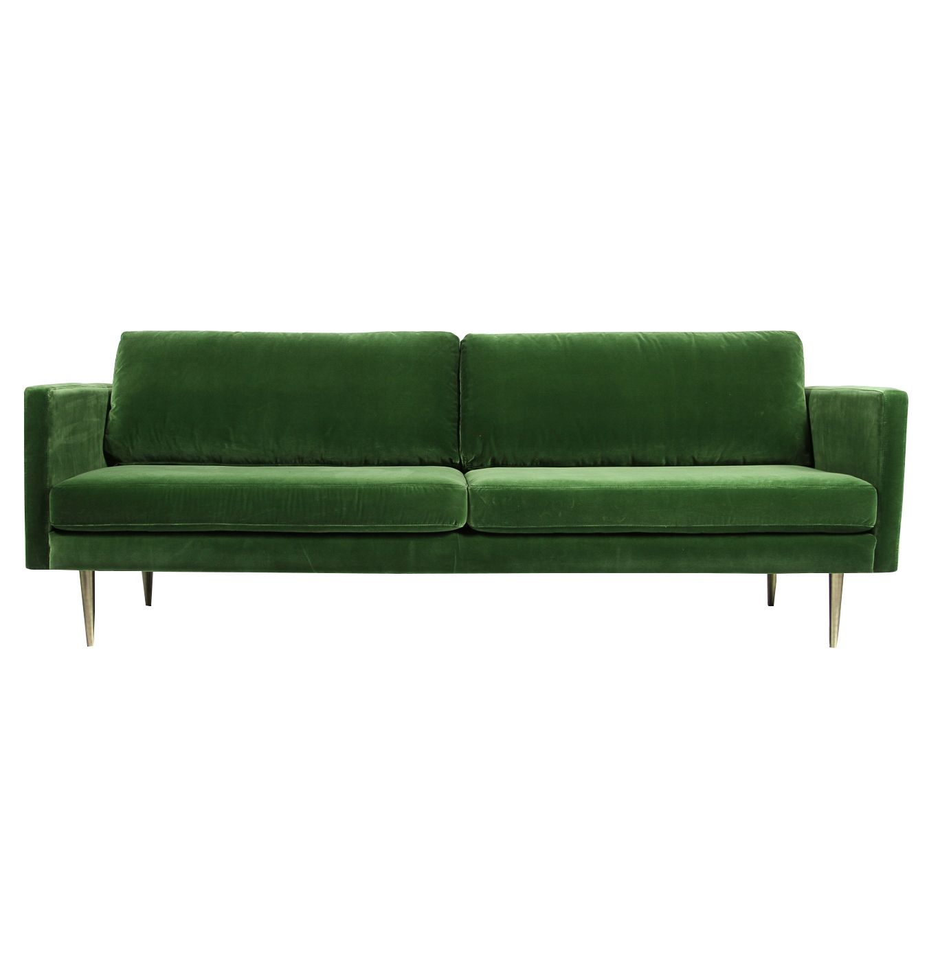 Bettsessel Mit Rollen I Want This Sofa So Damn Much The Big Apple Velvet 3 Seater Sofa