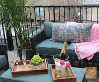 Best 25+ Small apartment patios ideas on Pinterest ...