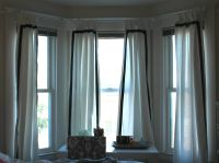 patterns for bay window valance designs | Modern Curtain ...