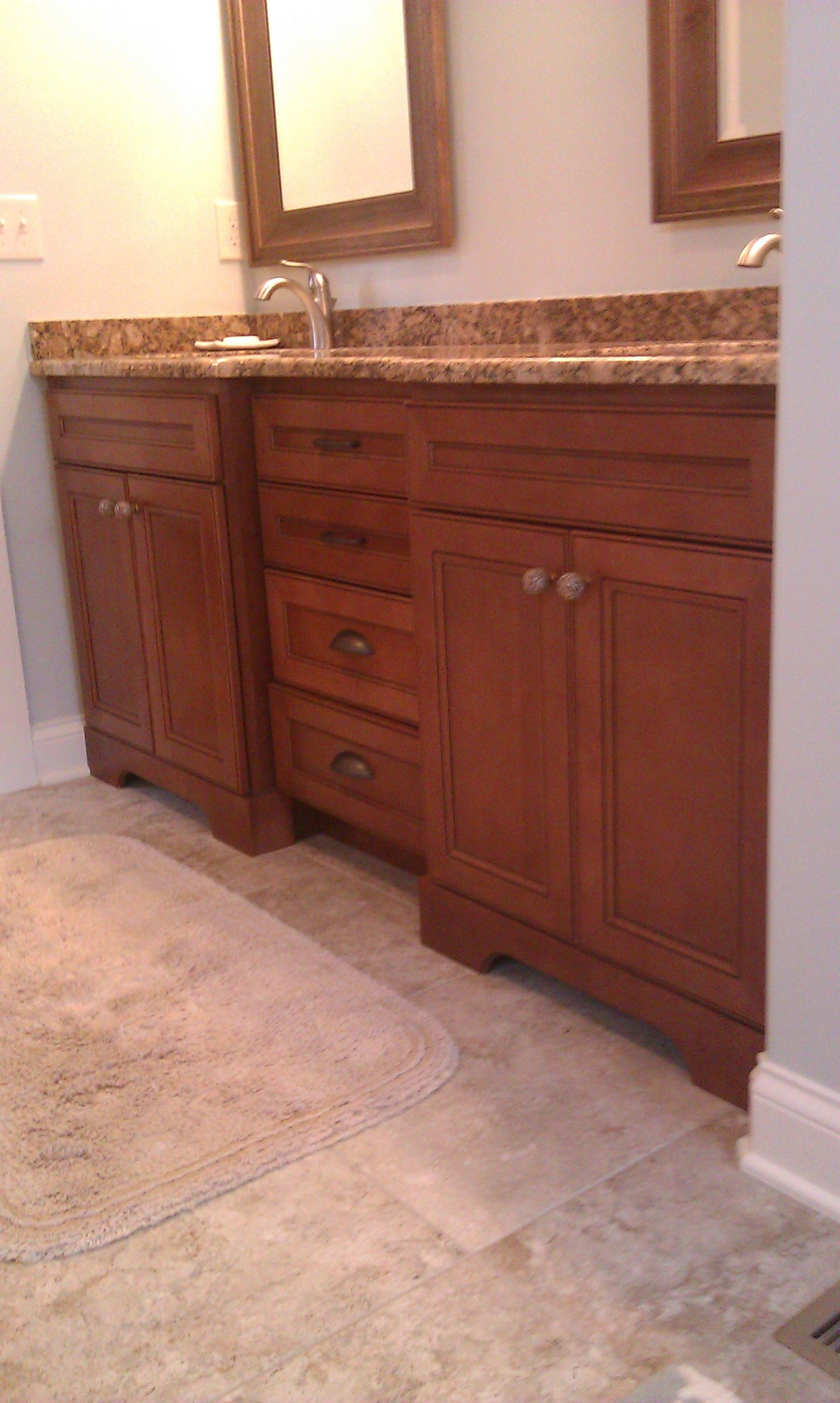 Homecrest Kitchen Cabinets Price List Master Bath Vanity Cabinet Homecrest Cabinetry Eastport