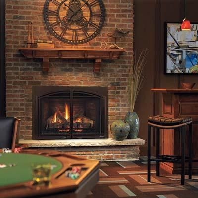 All About Gas Fireplaces More Direct Vent Gas Fireplace