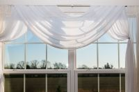 Ways to Hang Scarf Valances | Scarf valance, Valance and ...