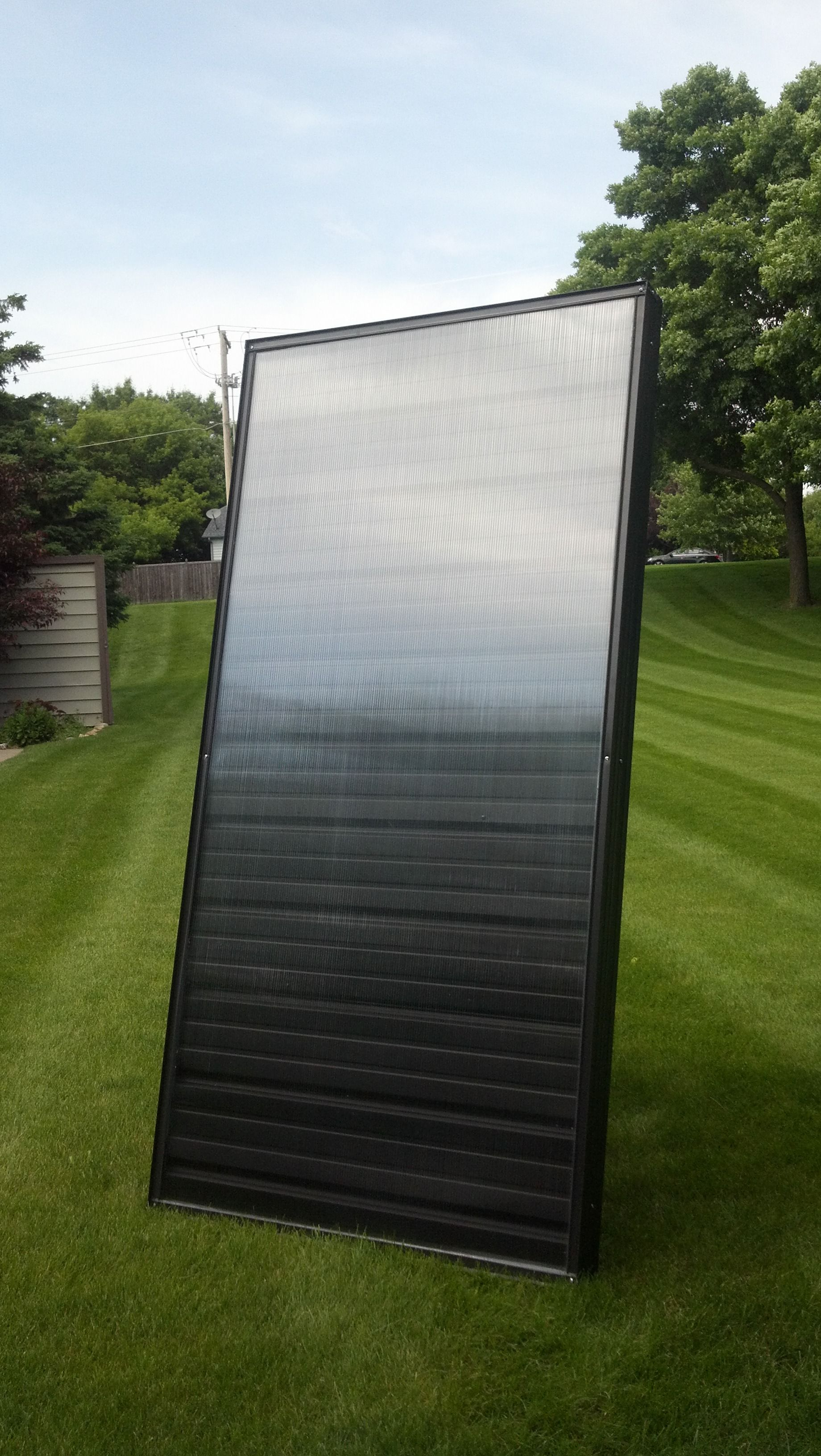 Diy Solar Panels Soda Cans Diy Solar Heater Manual Learn How To Build This Light