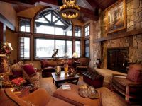 Rustic Country Living Room Ideas | Other picture ofRustic ...
