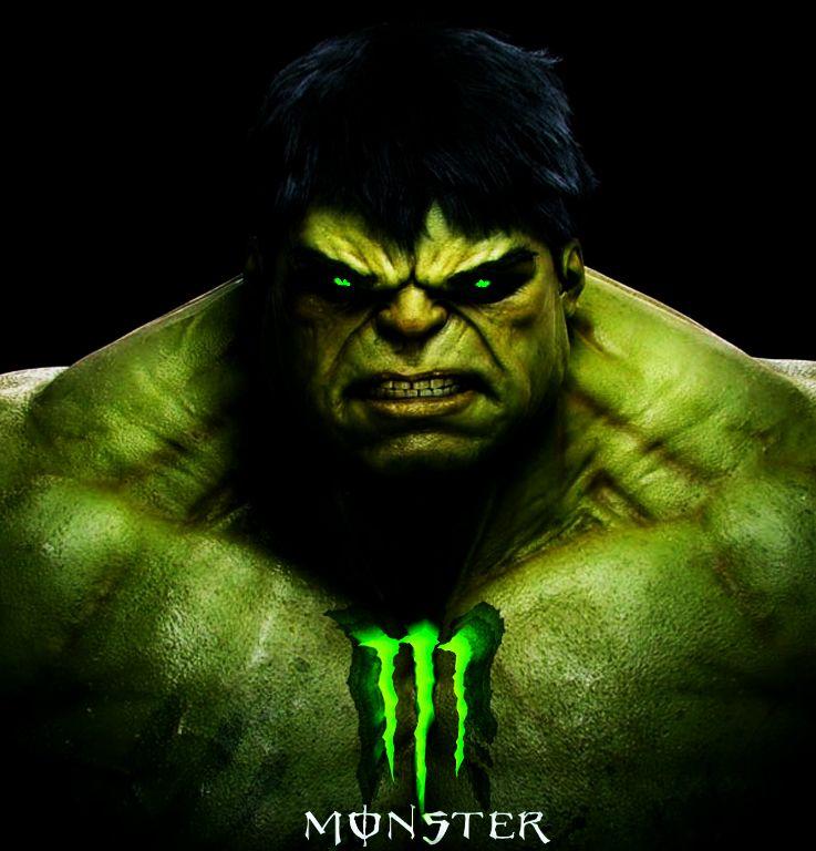 Monster Energy Wallpaper For Phones 3d Hulk Monster By Catastropheb32 Hulk Pinterest Hulk