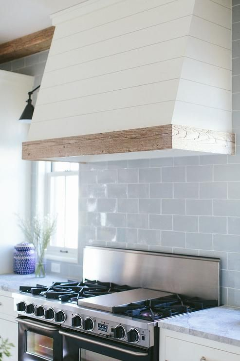 Interior Design Ideas kitchens Pinterest Kitchen brick - kitchen hood ideas