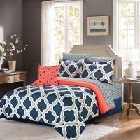 Crest Home Ellen Westbury 7 Piece King Comforter Bedding ...