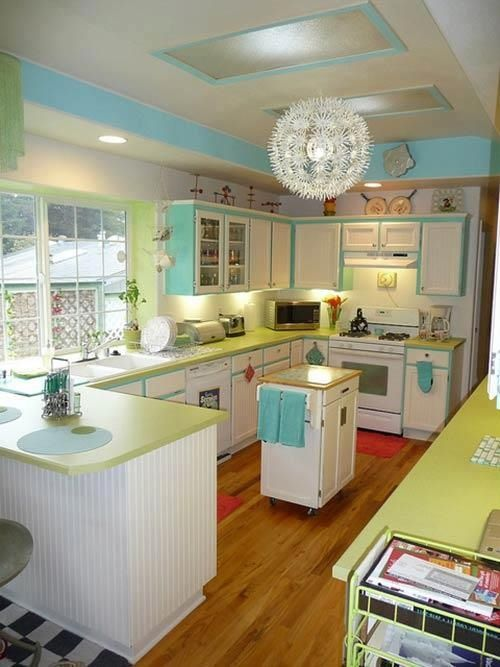 Lora s vintage style kitchen makeover inspired by a