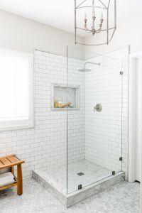Lexi Westergard Design | Vermont Remodel Master Bathroom ...