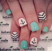 65 Lovely Summer Nail Art Ideas | Short square nails ...