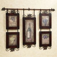 Emilion Wine Wall Art | Wall decor, Kitchens and Walls