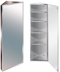 corner bathroom cabinets | Small Bathroom Ideas ...