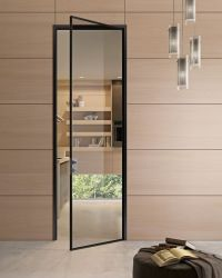 Image result for thin frame glass aluminum swing doors ...
