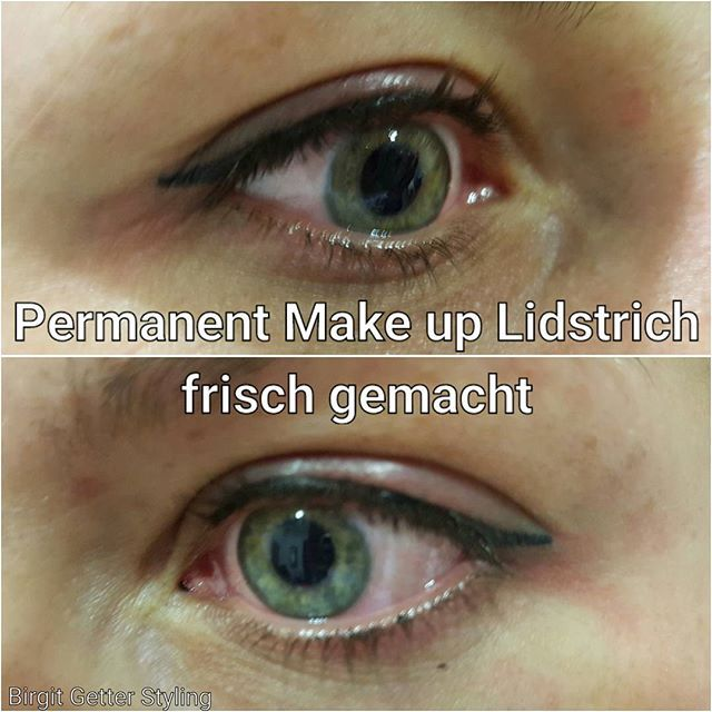 Permanent Make Up Lidstrich Schlupflider Die Besten 25+ Permanent Make Up Lidstrich Ideen Auf