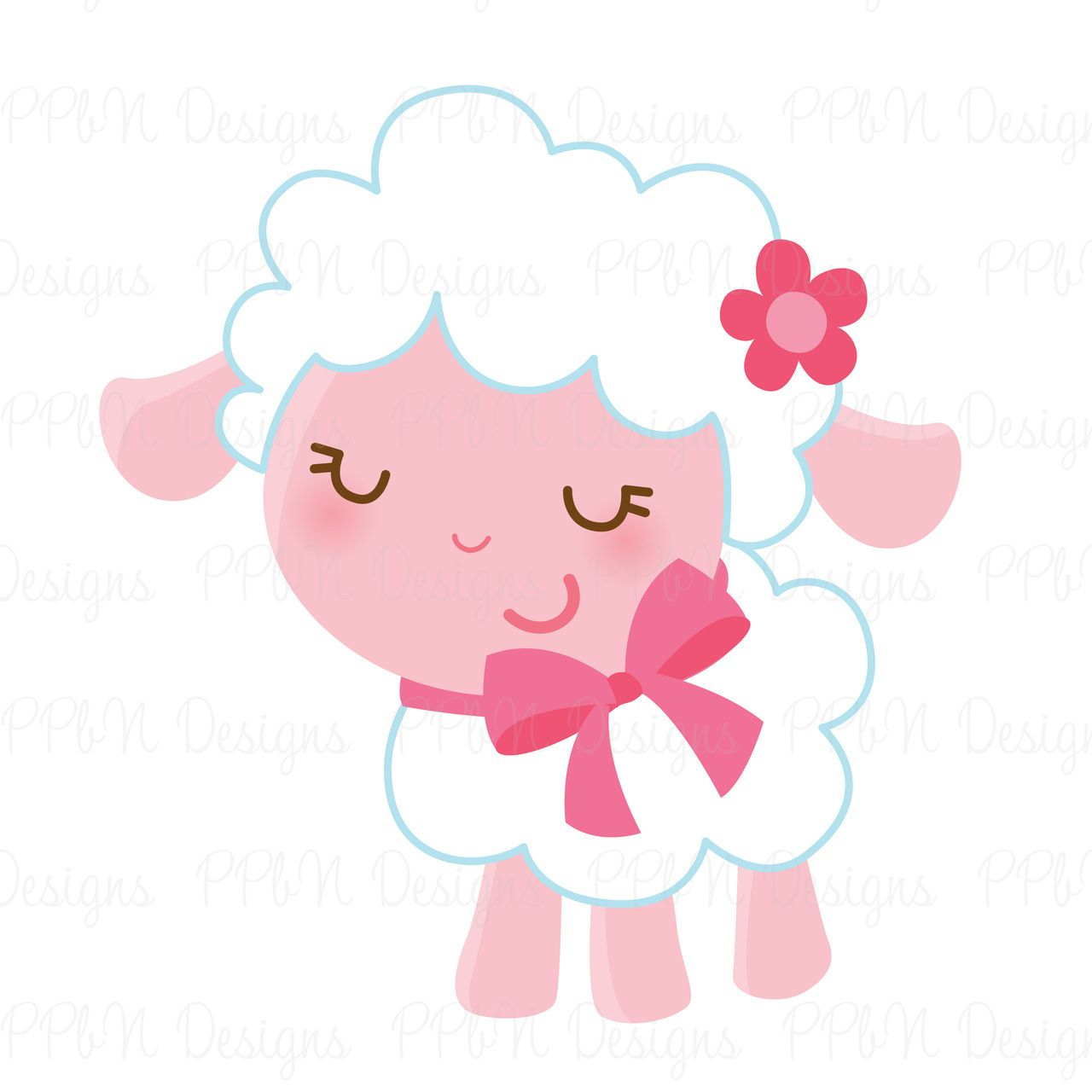 Cute Sheep Drawing Tumblr Ppbn Designs Zenware Designs Little Lamb 00 Http