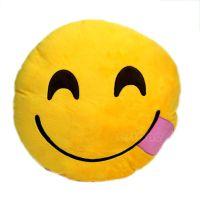 Details about NEW Emoji Smiley Emoticon Yellow Round ...
