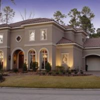 Exterior House Colors For Stucco Homes 1000 Ideas About ...