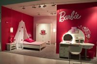 Enchanting Barbie Girl Bedroom Theme-ClickOB | Kids ...