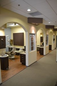 dental office photos | Astonishing White and Grey Color ...