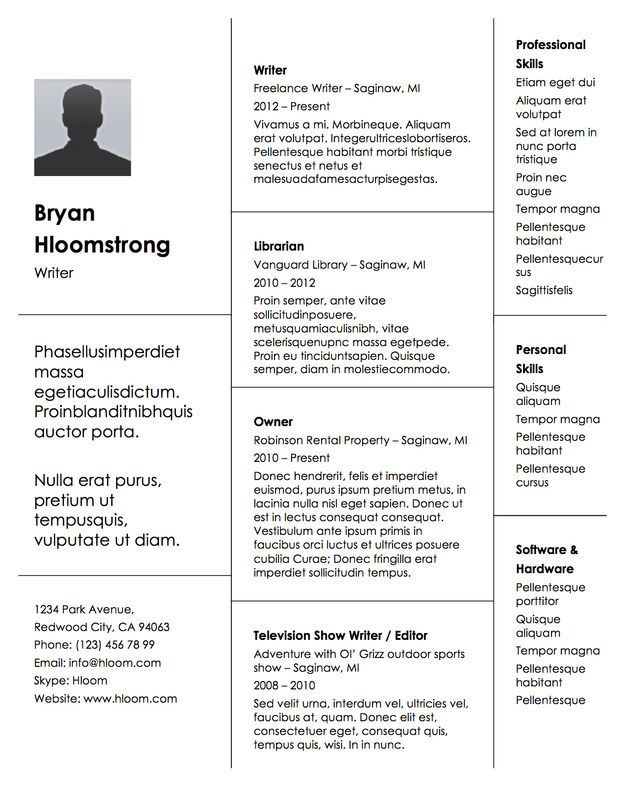 100+ Free Professional Cover Letter Examples Cover letter example - business resume template word